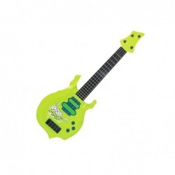 Rock Guitar Til Børn - Grøn