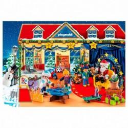 Playmobil Julekalender Med 24 Låger