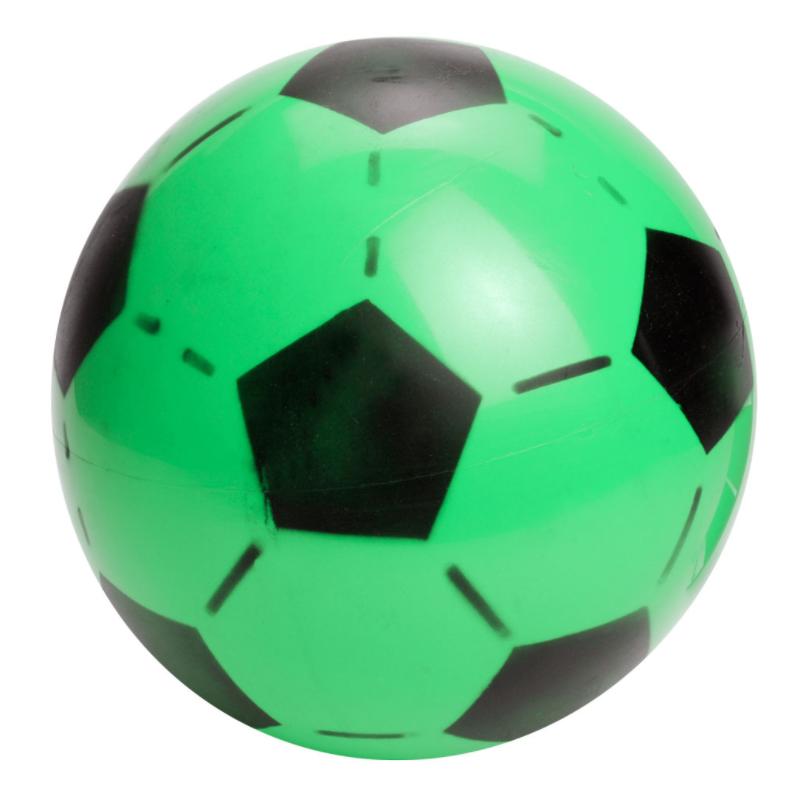 Plastik Fodbold Til Børn Ø 20 cm grøn : Pumpes - Nej tak det gør jeg selv: 0,-