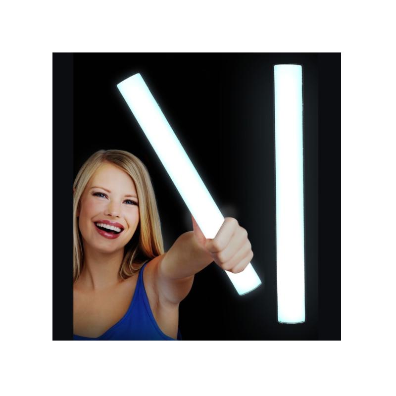 LED Skum Lysrør i Hvidt Lys 45 cm