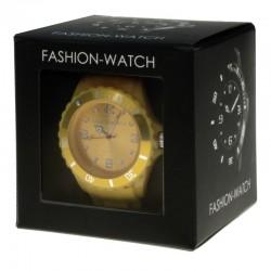 Fashion Armbåndsur I Flere Farver Til Damer Og Herre : Farve - Hvid