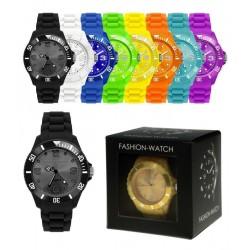 Fashion Armbåndsur I Flere Farver Til Damer Og Herre : Farve - Lilla