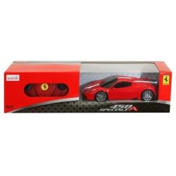 Fjernstyret RC Ferrari Bil 19 cm - 1:24