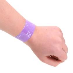 Klik / Knæk Armbånd 22 cm Flere Farver : Farve - Gul
