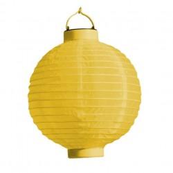 LED Rislampe Til Hyggelige Stunner 20 cm : Farve - Gul