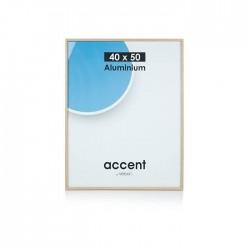 18x24 cm Nielsen Fotoramme Accent i Aluminium Flere Farver : Farve - Kobber