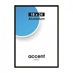 30 x 40 cm Nielsen Fotoramme Accent i Aluminium Flere Farver : Farve - Sort