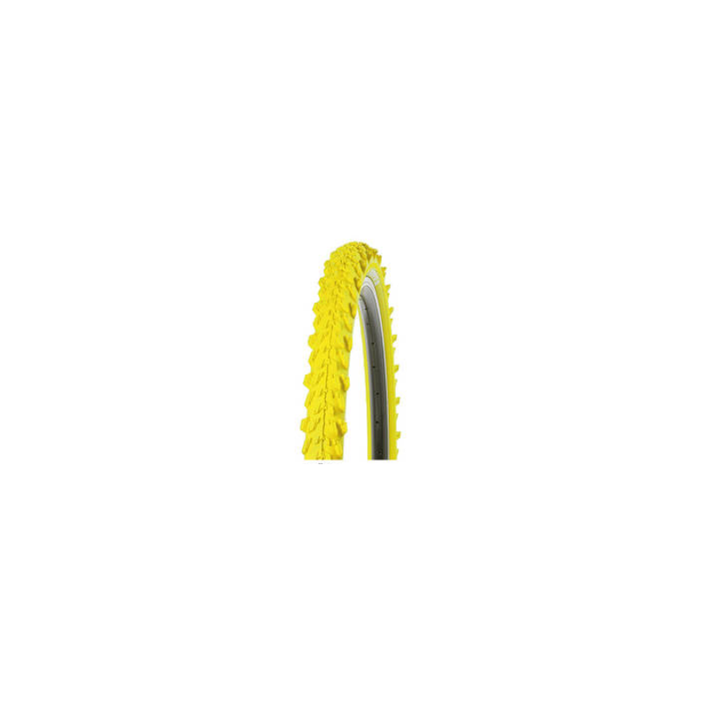 "26x1,95"" Kenda Mountainbike Cykeldæk Gule, Røde eller Blå (Ertro 50-559) : Farve - Gul"