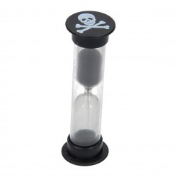 3 min. Timeglas Til Tandbørstning eller Leg