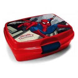 Spiderman Madkasse Til De Friske Rigtige Drenge 17 x 14 x 6.5 cm