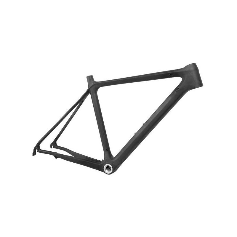 Racer Ramme UD Carbon Uden Lak 978 Gram : Stel Størrelse - 52 cm