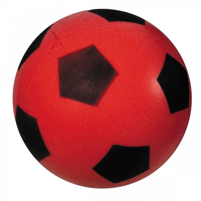 Soft Bold Til Børn Ø 20 cm : Farve - Rød