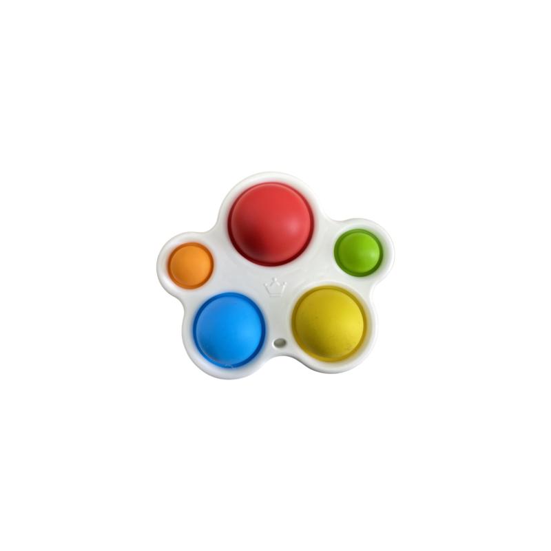 Pop IT Plade Med 5 Farver