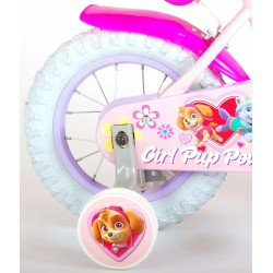 Paw Patrol Pigecykel 12 tommer