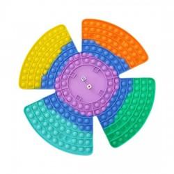 Kæmpe Pop It Spil XXL Rainbow 40CM