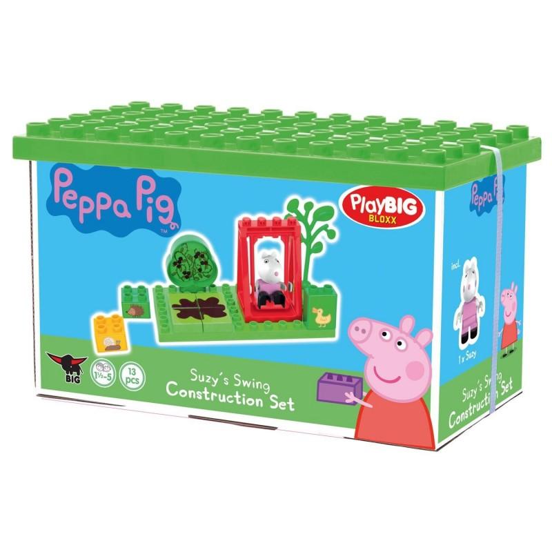 Peppa Pig - Suzy's Gynge Med 13 dele