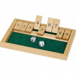 GOKI Shut The Box Spil