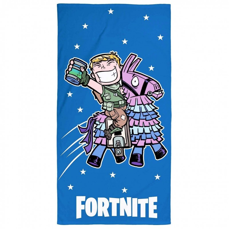 Fortnite Stand Håndklæde 140 x 70 cm