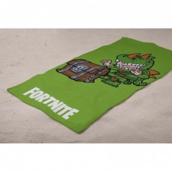 Fortnite Stand Håndklæde Med Rex Dino 140 x 70 cm