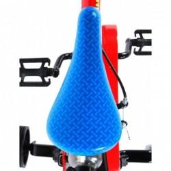 """Paw Patrol Cykel 12"""" Med Støttehjul 3-5 År. Fodbremse : Cyklen samlet - Nej Tak - Jeg samler selv og klargøre cyklen 0 DKK"""
